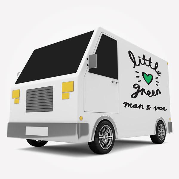 Man & Van Website Design