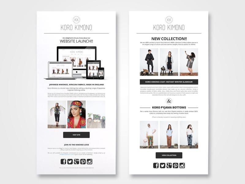 Web Design Peckham E-Commerce