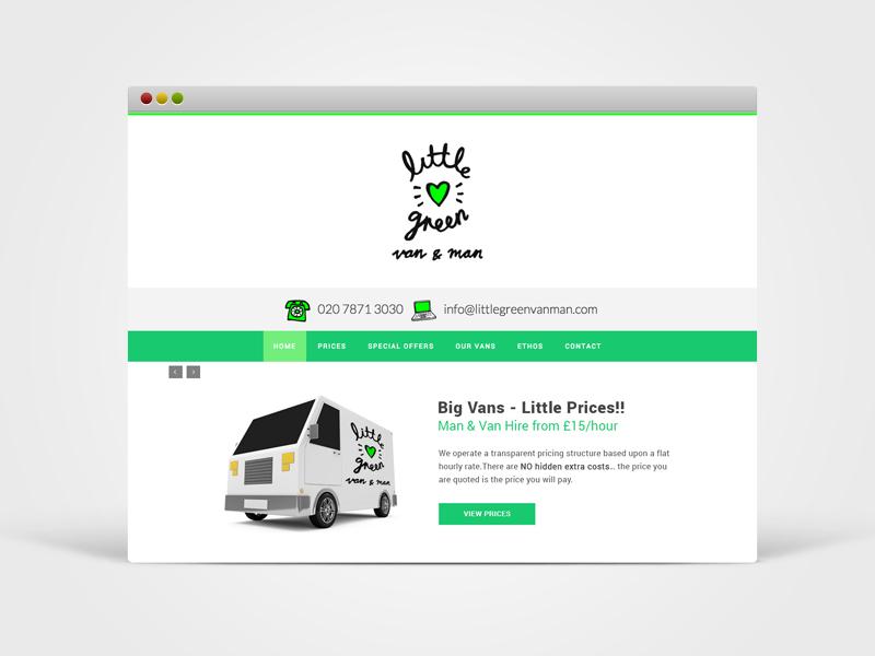 Web Design Peckham Wordpress