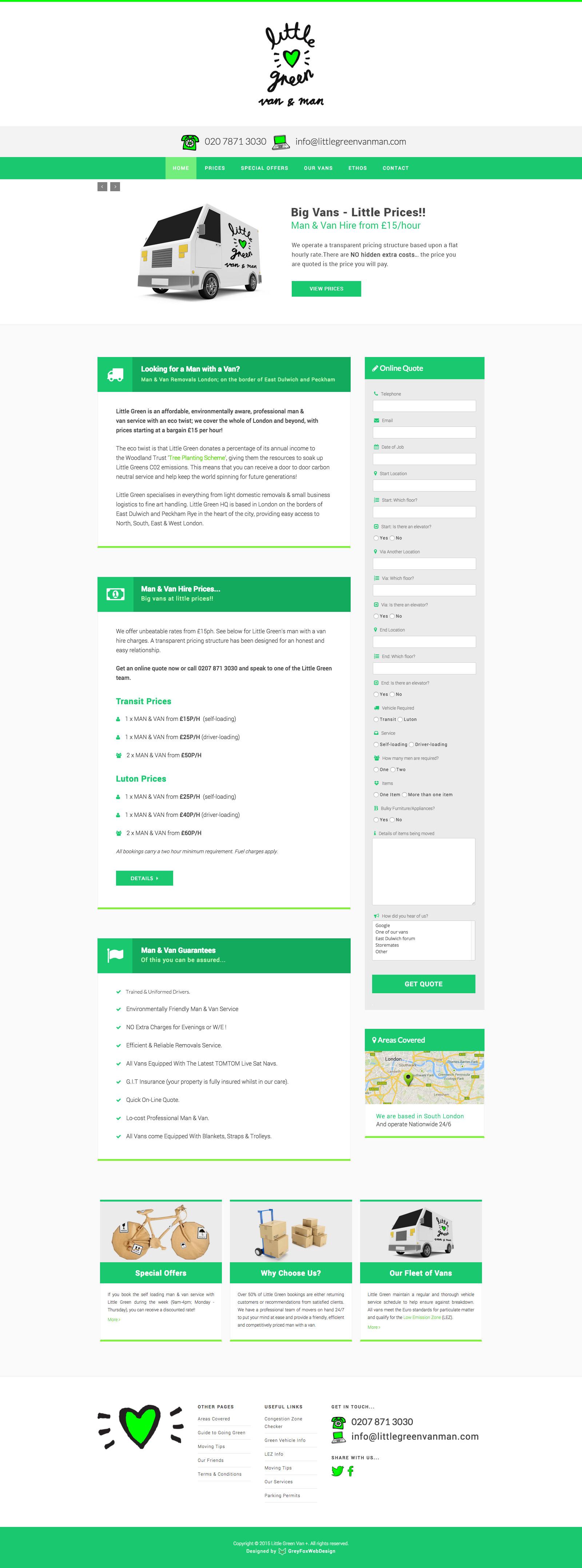 Webdesign Company Peckham