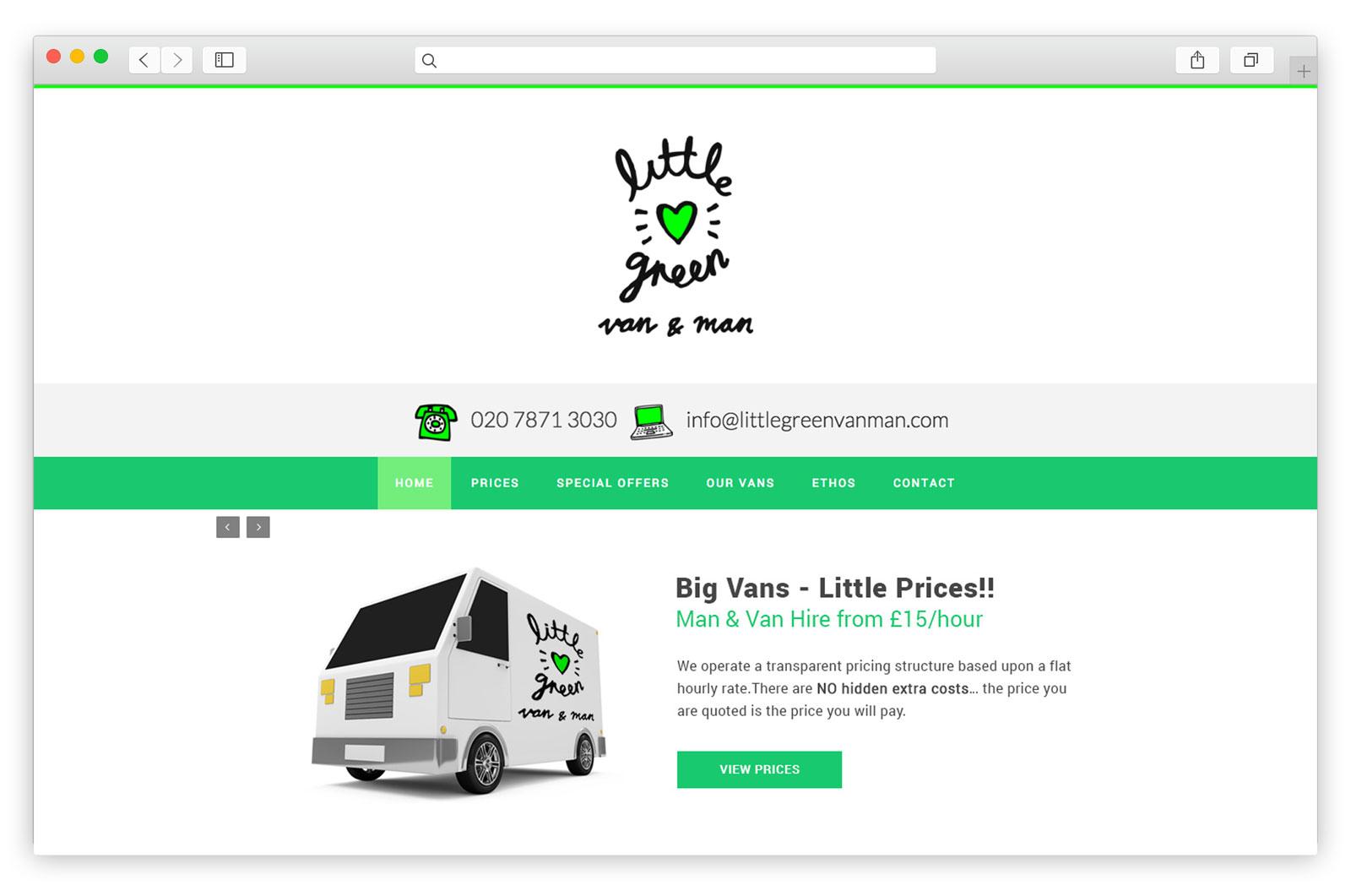 Website Company Peckham