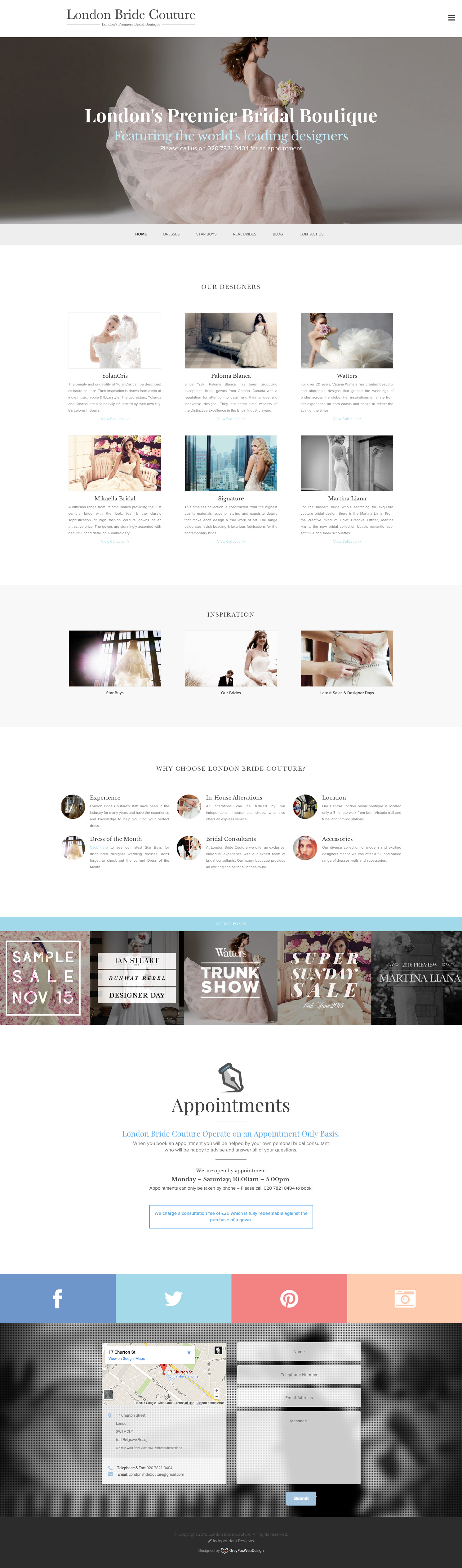Wedding Website Design Company